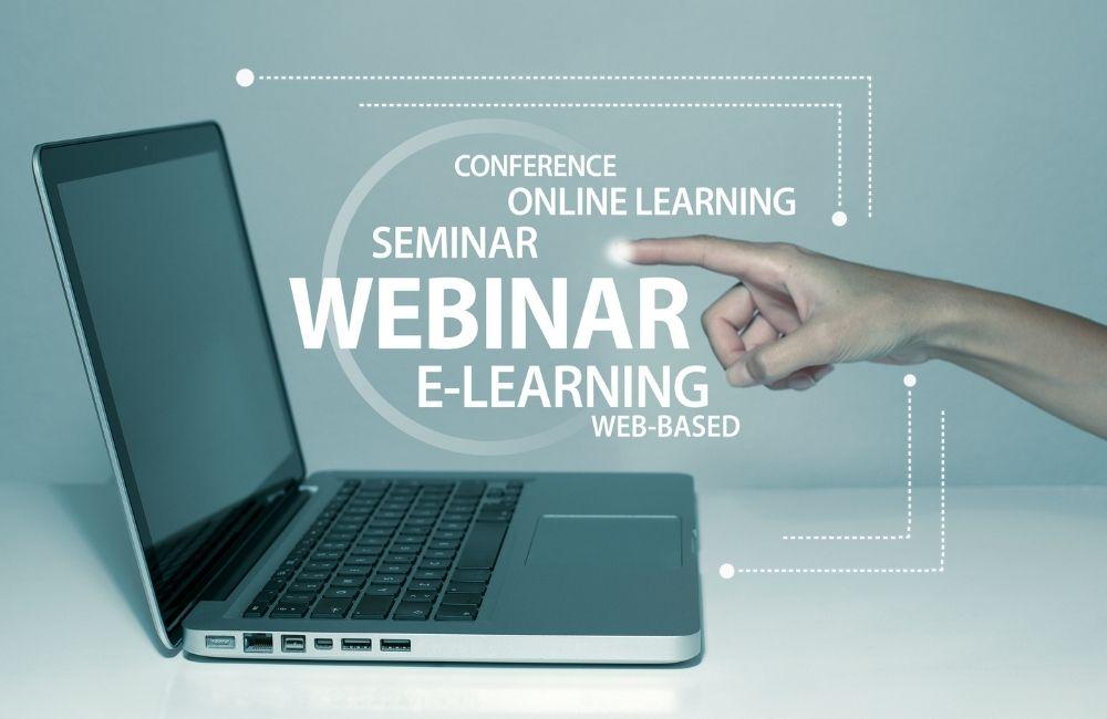 Webinar Concept as a linkedIn Marketing Strategy