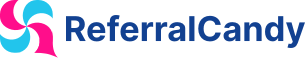 ReferralCandy logo - one of the best referral programs for small businesses