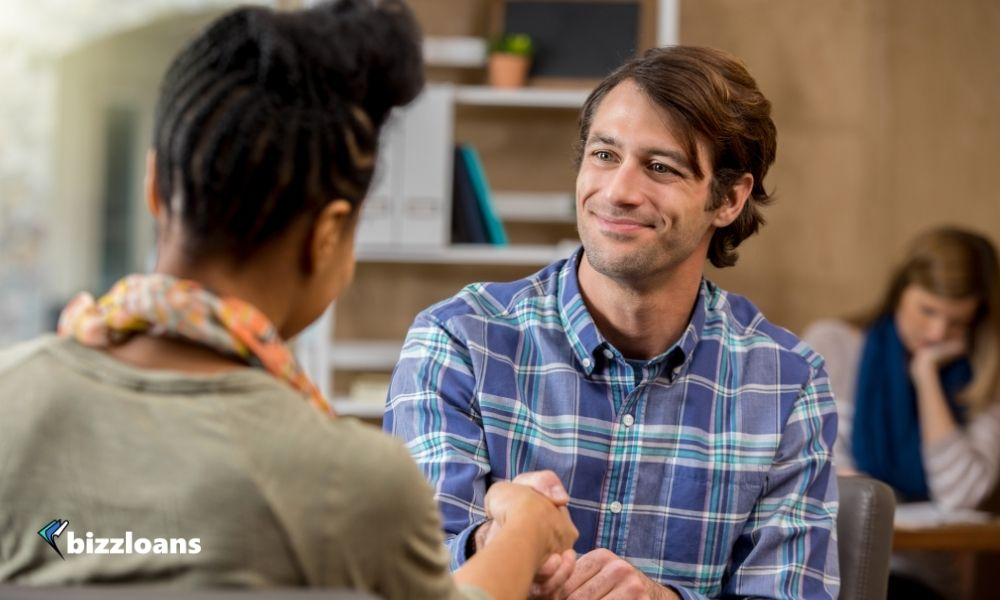 small business owner seeking mental health tips from a mental health advisor